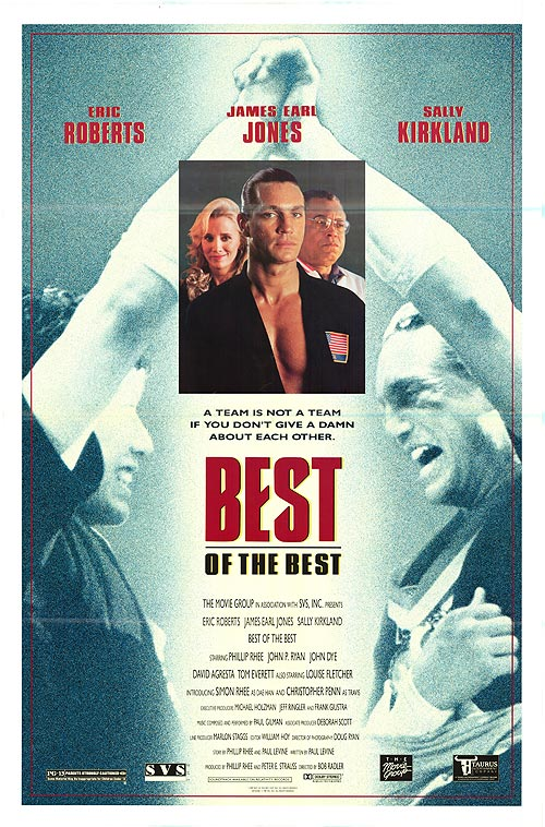 'Best of the Best' movie poster
