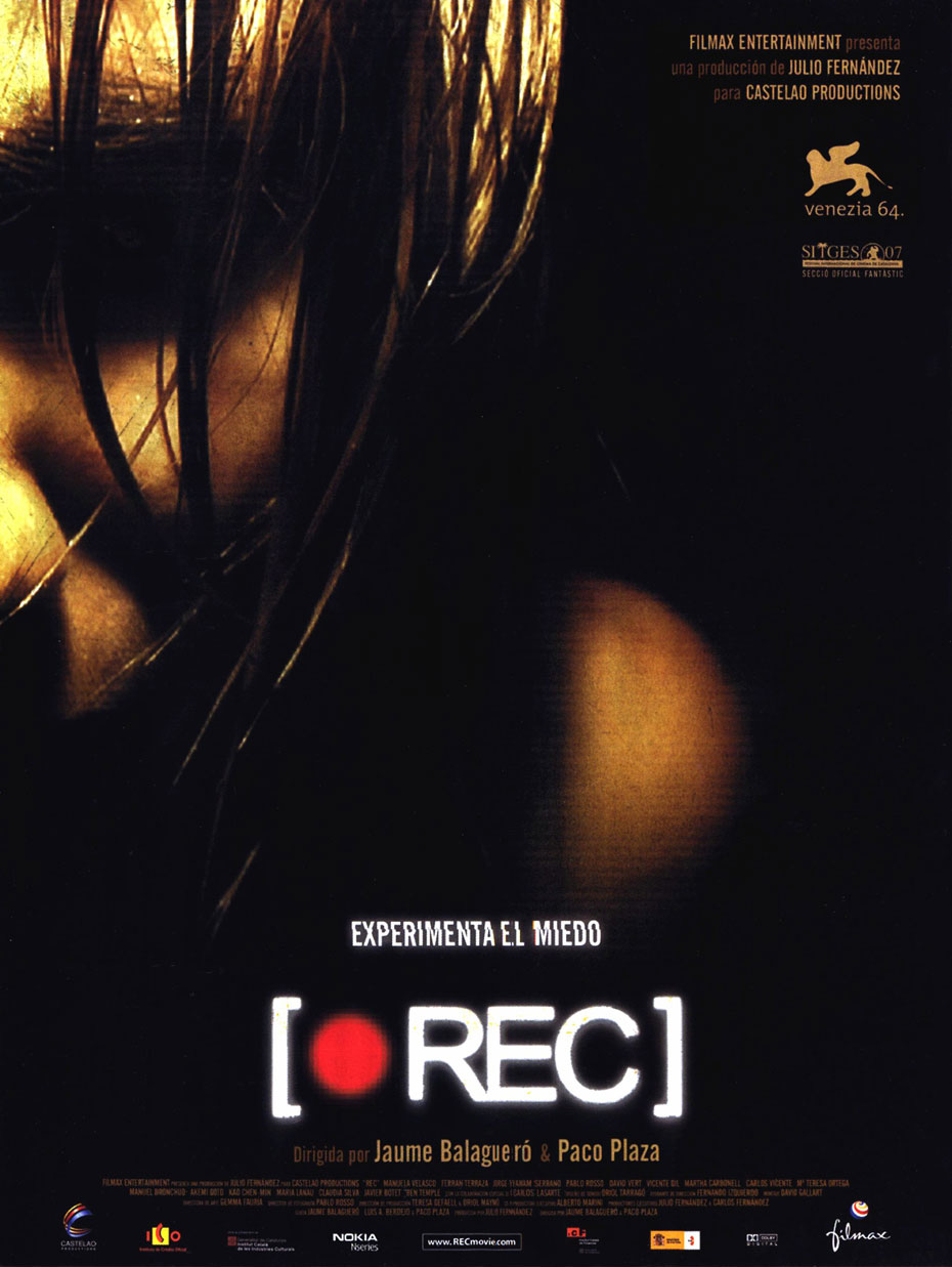 Discussion: Has anyone seen [REC]? - Classic ATRL