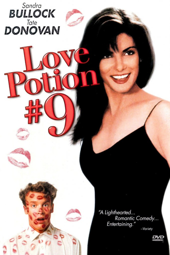 Love Potion No. 9 poster / DVD cover