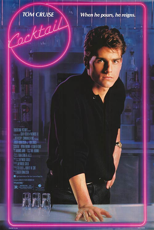 Cocktail (1988) Movie Poster